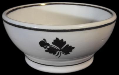Alfred Meakin - Plain Round - Tea Leaf - Bowl  (Mush)