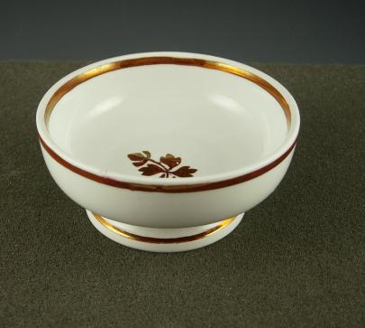 Alfred Meakin - Plain Round - Tea Leaf - Egg Cup