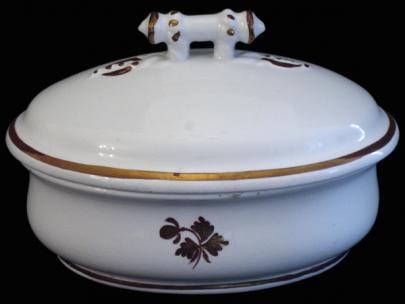Anthony Shaw - Cable - Tea Leaf - Soap Dish