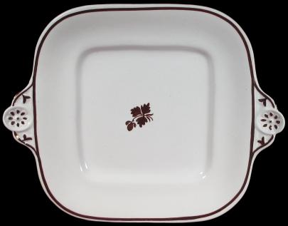 Anthony Shaw - Daisy - Tea Leaf - Cake Plate