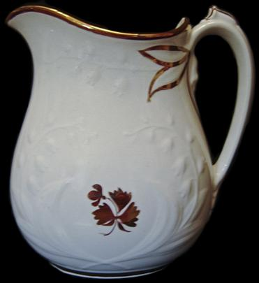 Anthony Shaw - Lily-of-the-Valley - Tea Leaf - Pitcher