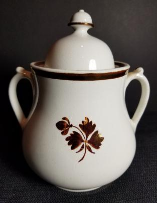 Anthony Shaw - Plain Uplift- Tea Leaf - Sugar Bowl