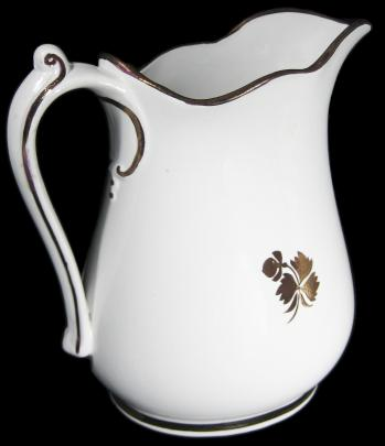 Anthony Shaw - Simplicity - Tea Leaf - Pitcher