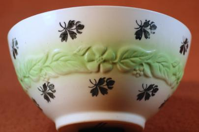 Bahl China - Cameo Rose - Tea Leaf - Bowl 2
