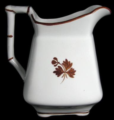 Burgess - Bamboo - Tea Leaf - Pitcher
