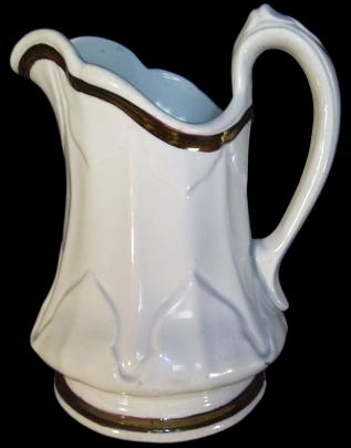 Clementson - Dallas Shape - Lustre Band - Creamer