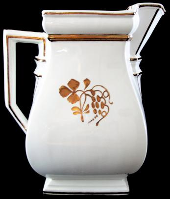 Clementson - Heavy Square - Teaberry - Ewer