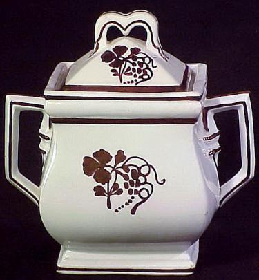 Clementson - Heavy Square - Teaberry - Sugar Bowl