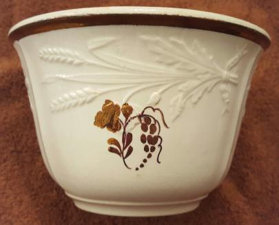 Clementson - Prairie Shape - Teaberry - Bowl (Waste)