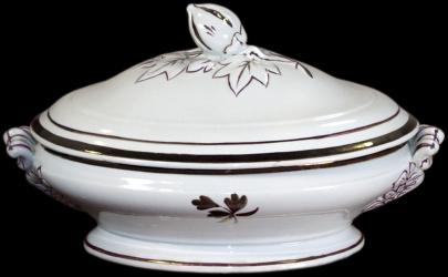 William Davenport - Fig Cousin - TL - Vegetable Tureen