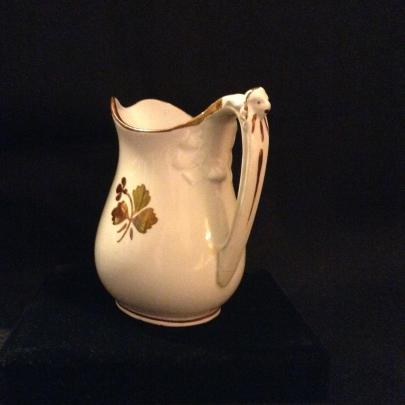 John Edwards - Royal Shape - Tea Leaf - Creamer 1