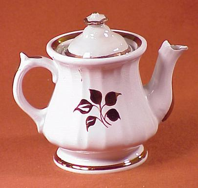 Elsmore and Forster - Columbia Shape - TOB - Child's Teapot