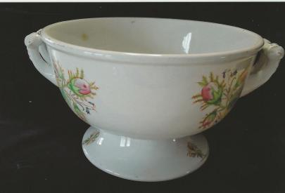 George Scott - Cable - Moss Rose - Punch Bowl