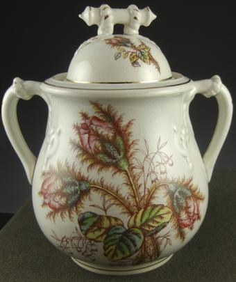 Goodwin Brothers - Cable - Moss Rose - Sugar Bowl
