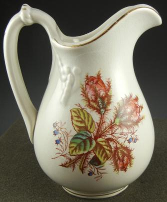 Goodwin Brothers - Cable - Moss Rose - Creamer