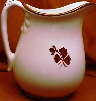 Johnson Brothers - Rosetta - Tea Leaf - Creamer