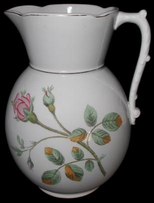 Johnson Brothers - Old Regal - Moss Rose - Ewer