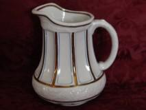 Livesley and Powell - Buttercup - Spokes - Creamer - 4.75 talll