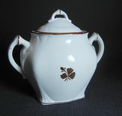 Mellor Taylor - Fleur-de-lys - TL - Sugar Bowl