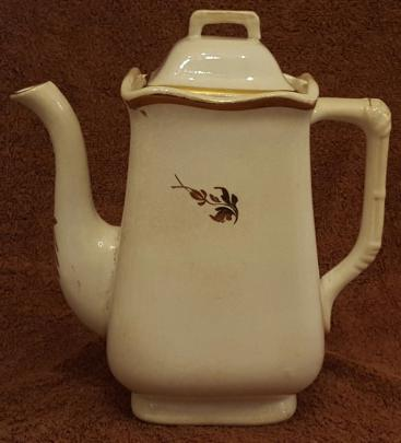 Pioneer Pottery - Unknown - TL - Teapot