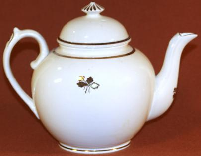 Thomas Elsmore - Ginger Jar Round - Tea Leaf - Teapot