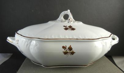 Thomas Hughes - Dignity - Tea Leaf - Vegetable Tureen