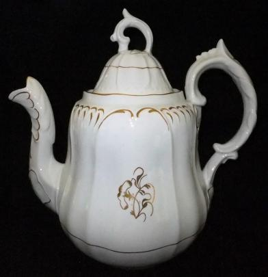 Unknown - Rococo - MG - Teapot