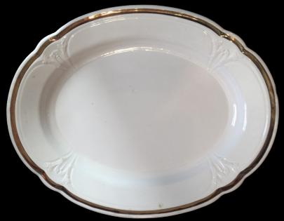 Jacob Furnival - Berry Cluster - Lustre Band - Platter Oval
