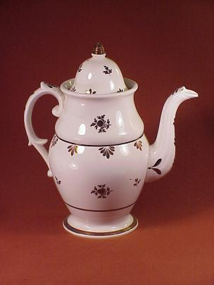 Unknown - Beehive - POM - Teapot