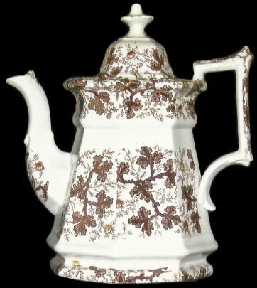 Walley - Classic Gothic - PAL - Teapot