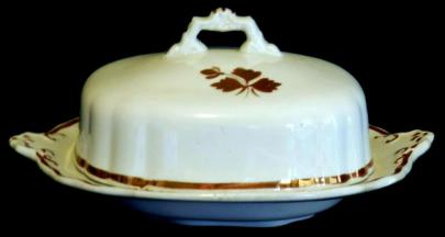 Wedgwood - Chelsea - TL - Butter Dish
