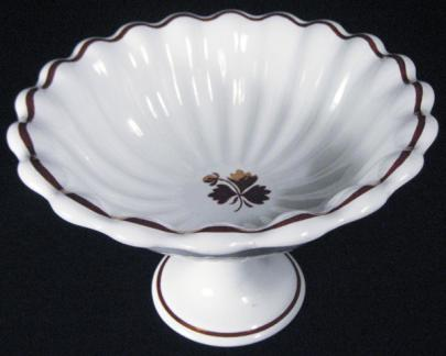 Wilkinson - Scalloped Rim - Tea Leaf - Apple Bowl (scalloped)