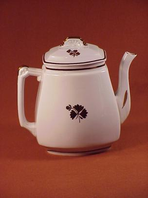 Wilkinson - Sunburst - Tea Leaf - Teapot