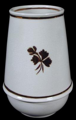 Wilkinson and Hulme - Unknown - TL - Brush Vase 1881-1885