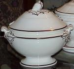Anthony Shaw - Chinese Shape - Lustre Band - Soup Tureen - Unpanelled
