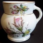Knowles, Taylor Knowles - Unknown - Moss Rose - Mug Shaving