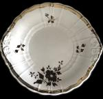 Ridgway - Unknown - Nosegay Floral  - Cake Plate