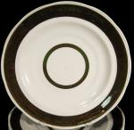 Enoch Wood - Unknown - Lustre Band - Plates